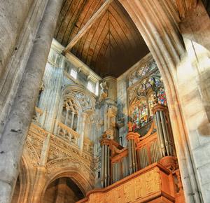Concert-présentation de l'orgue