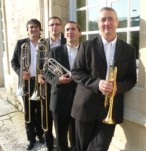 Concert quatuor de cuivres