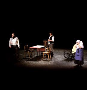 Rencontres normandes de Théâtre amateur