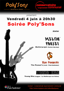 Concert Poly'sons