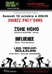 Soirée Poly'Sons