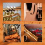 Musique baroque : professeurs et amis
